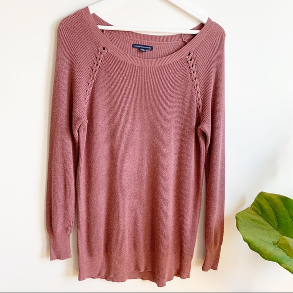 American Eagle Outfiters Knit Sweater Size L
